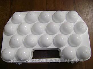 Лоток для яиц на 20 шт 30055010(пластик)