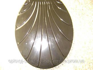 Сиденье для унитаза ракушка пластик/20049-1