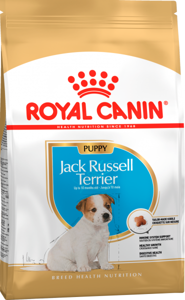 Royal Canin Jack Russell Terrier Junior (Роял Канин) - сухой корм для щенков породы Джек Рассел терьер 3 кг