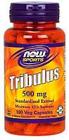 Now Tribulus 500mg 100 veg caps