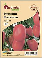 Томат Рожевий фламінго, 5 м, Традиція