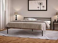 Двуспальная металлическая кровать КОМФОРТ (COMFORT) 140х190