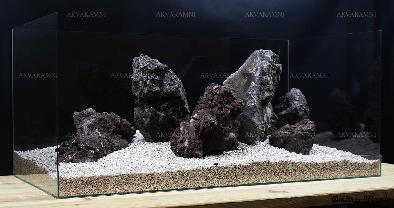 Композиция К215 из Вулканической лавы