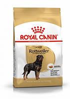 Royal Canin Rottweiler Adult (Роял Канин) - сухой корм для взрослых собак породы Ротвейлер 12 кг