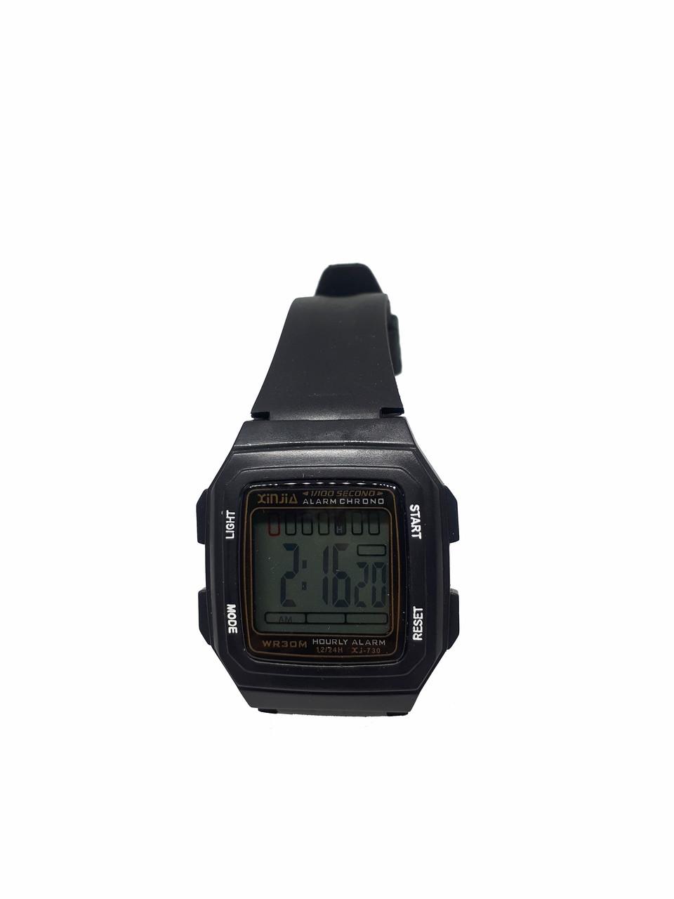 Часы с иллюминаторной подсветкой xj-730