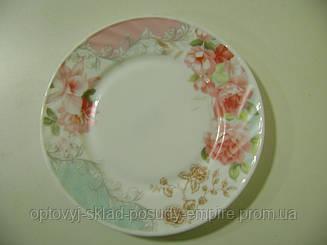 "Тарелка 8* мелкая ""Троянда"" НР-80 6801"