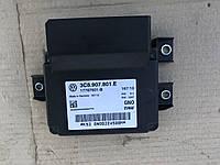 Блок управления ручника Volkswagen Passat CC 3C8 97 801 E
