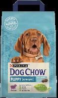 Purina Dog Chow Puppy ягненок для щенков 14 кг