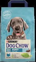 Purina Dog Chow Puppy Large Breed для щенков 14 кг