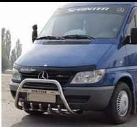 Защита переднего бампера Mercedes Sprinter   2007-2013 (кенгурятник)