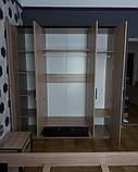 """Шафа 4д для спальні """"Скарлет"""" фабрики Сокме, меблі для спальні, фото 2"""
