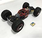 Машинка трансформер на радіокеруванні, LEOPARD KING No.1, Hyper Actives Stunt,червона, фото 6
