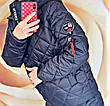 "Костюм зимний ""Clasic"" БАТАЛ 48-52рр цвета в ассортименте, фото 2"