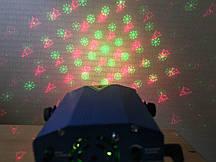 Лазерный проектор от сети (елки, снежинки, звезды)