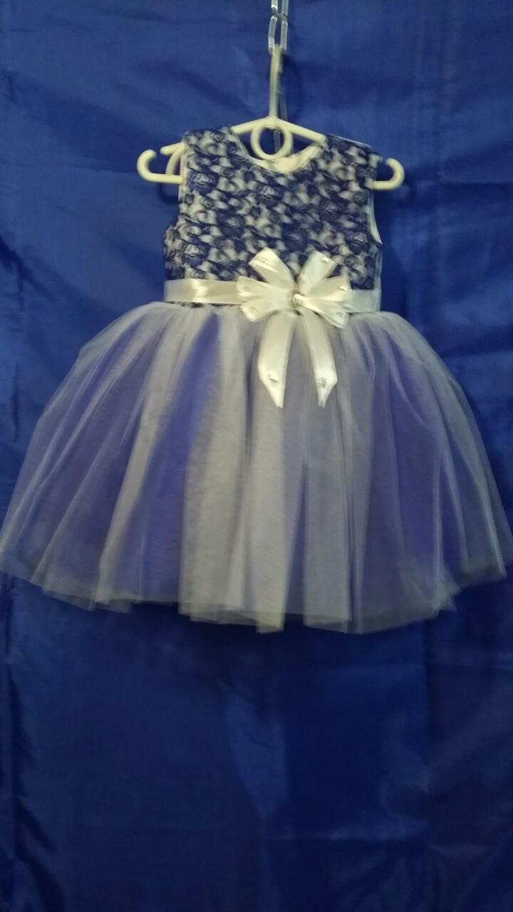 Дитяче плаття для дівчинки Квітка р. 1,5-2 років опт