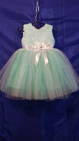 Дитяче плаття для дівчинки Квітка р. 1,5-2 років опт, фото 2