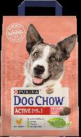 Purina Dog Chow Active для собак 2.5 кг