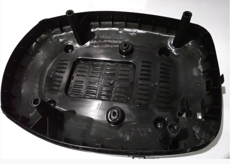 Дно для мультиварки Redmond RMC-M45011 Тип 1,2 (чорне)