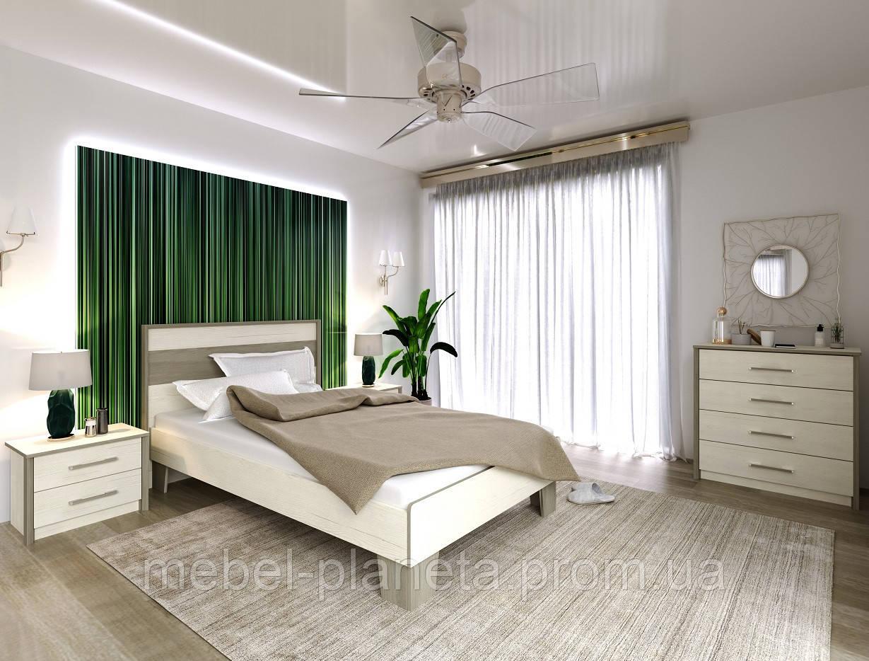 """Модульная спальня """"Скарлет"""" фабрики Сокме, мебель для спальной комнаты"""