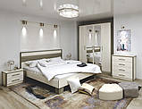 """Модульная спальня """"Скарлет"""" фабрики Сокме, мебель для спальной комнаты, фото 2"""