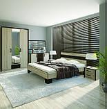 """Модульная спальня """"Скарлет"""" фабрики Сокме, мебель для спальной комнаты, фото 3"""