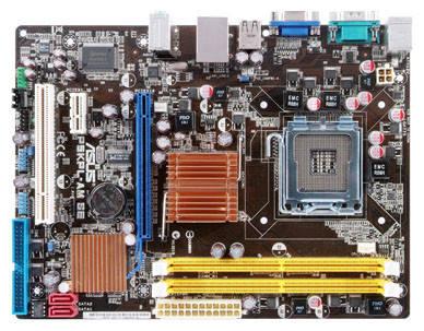 Материнская плата Asus P5KPL-AM SE (s775, G31, PCI-Ex16), поддержка Xeon, (б/у), фото 2