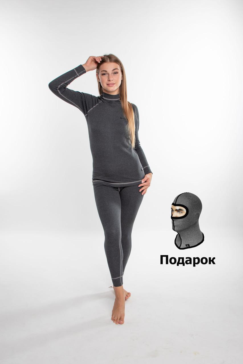Жіноче повсякденне термобілизна Radical Rock SG. Комплект термобілизни + балаклава у подарунок!