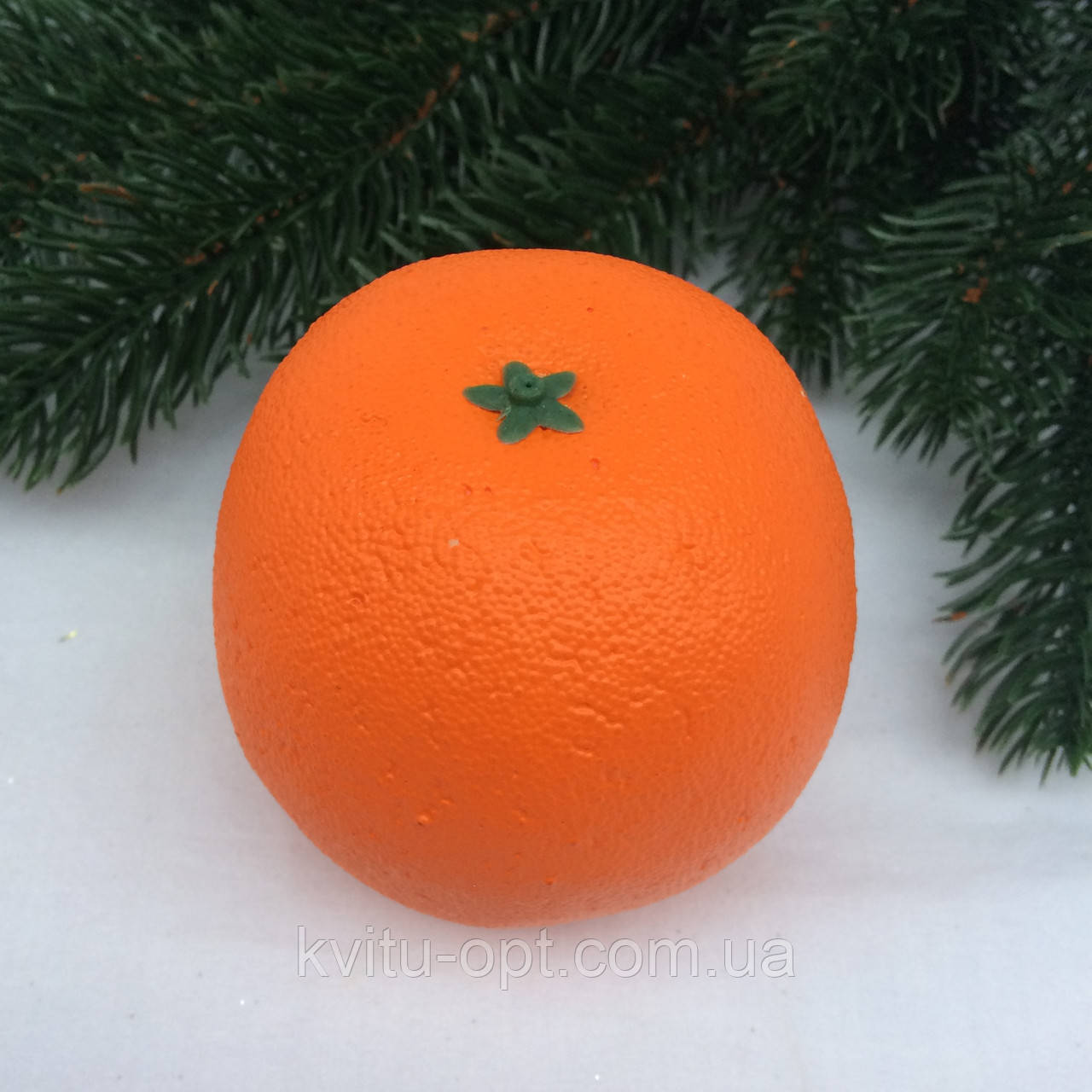 Апельсин муляж 1:1