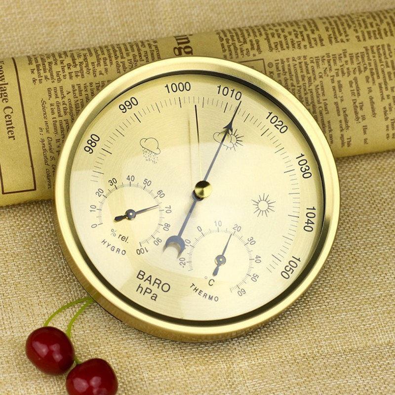 Многофункциональный бытовой настенный барометр