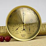 Многофункциональный бытовой настенный барометр, фото 2