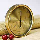 Многофункциональный бытовой настенный барометр, фото 5