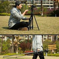Штатив для телефона и камеры с держателем Weifeng
