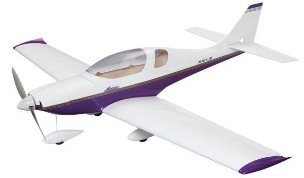 Авиамодель на радиоуправлении самолета Lancair 360 Mk 2 ARF
