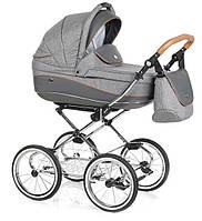 Детская классическая коляска Roan Emma Chrom E56