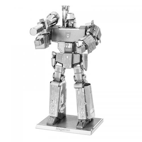 Металлическая сборная 3D модель Optimus Prime Transformers