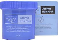 Маска для волосся з екстрактом глибоководних водоростей Incus Aroma Hair Pack 150 г (8808033261915), фото 2