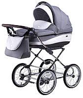 Детская классическая коляска Roan Emma Chrom E64, фото 1