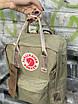Рюкзак Kanken Mini, бежевый, фото 5