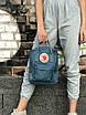 Рюкзак Kanken Mini, синий, фото 2