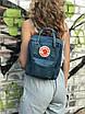 Рюкзак Kanken Mini, синий, фото 3