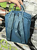 Рюкзак Kanken Mini, синий, фото 5