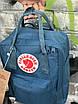 Рюкзак Kanken Mini, синий, фото 6