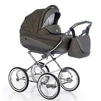 Детская классическая коляска Roan Emma Chrom E77