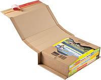 Упаковка для пересылки книг, Colompac, толщина от 10 до 80 мм 302х215 мм, фото 1