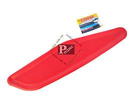 Коврик на торпеду антискользящие ВАЗ 2110 красный