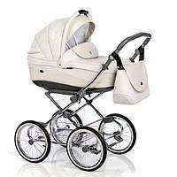 Детская классическая коляска Roan Emma Chrom E79