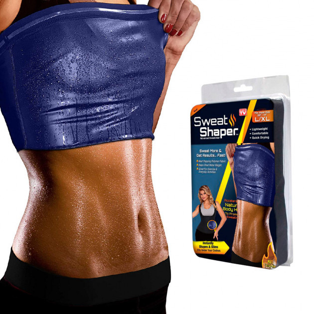 Sweat Shaper футболка для похудения
