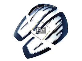 """Защита задних фонарей """"Spirit"""" DAEWOO Lanos/Sens №2- Защита задних фар Дэу Ланос/Сенс"""
