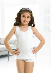 ОПТ Майки OZKAN для девочек, бельевые, (5 шт/набор)