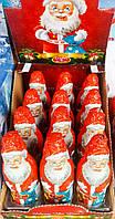 Шоколадная фигурка с сюрпризом Дед Мороз 60гр/12шт Saadet